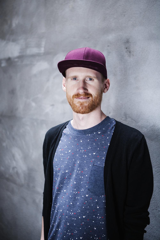 Rasmus Hovøre Andersen MEDSTIFTER OG CTO Linkedin Twitter