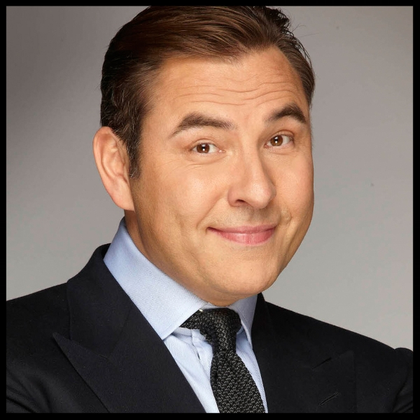 A born Entertainer! - David Walliams