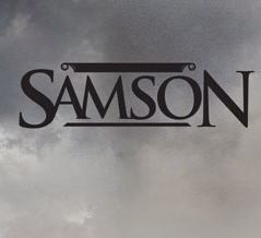 Samson- Manly Man (Father's Day)