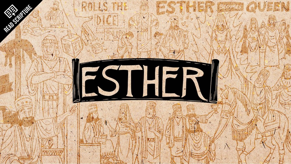 ESTHER - A STORY OF HOPE