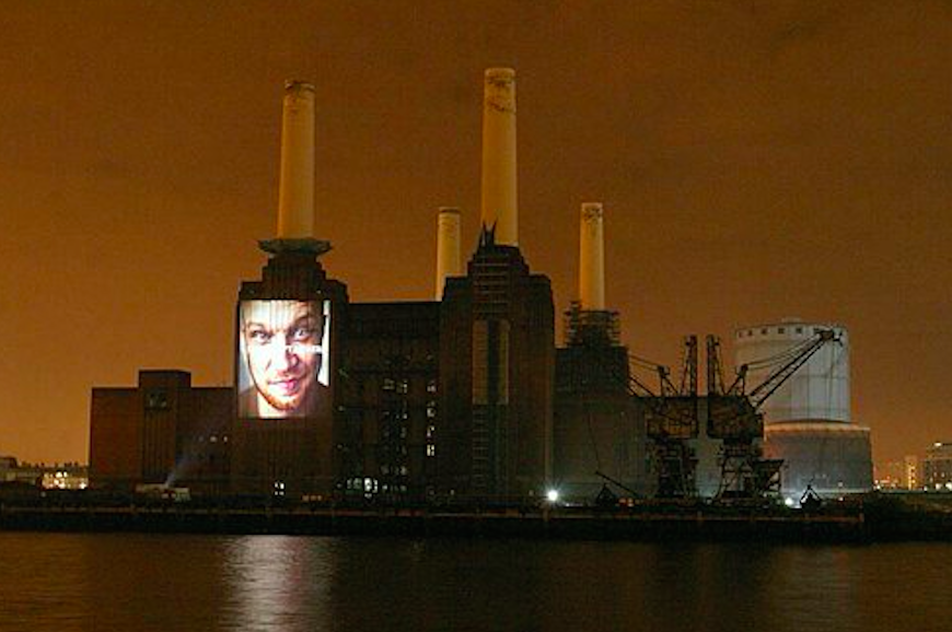 Battersea Projection