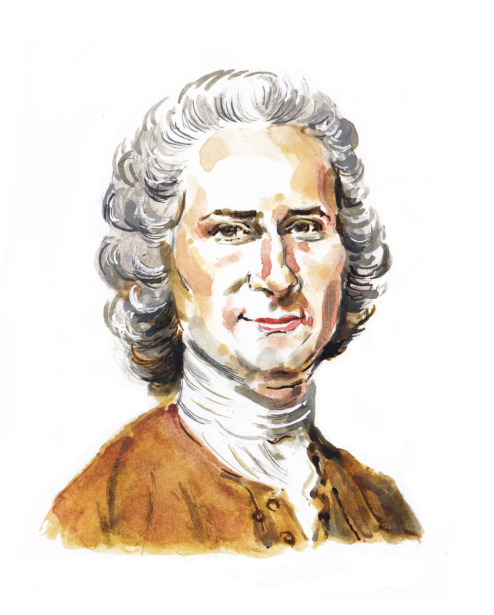 J J Rousseau