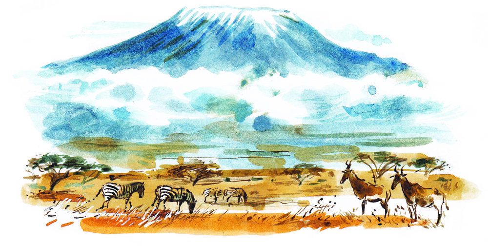 Hemingway's Kenya I