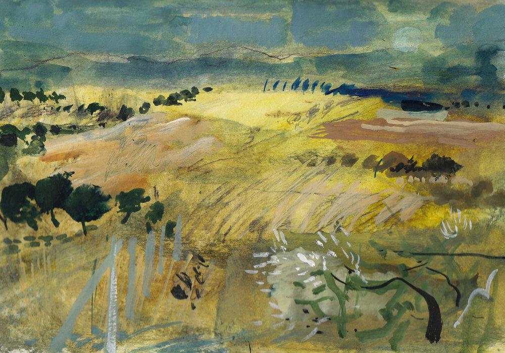 Umbrian landscape I