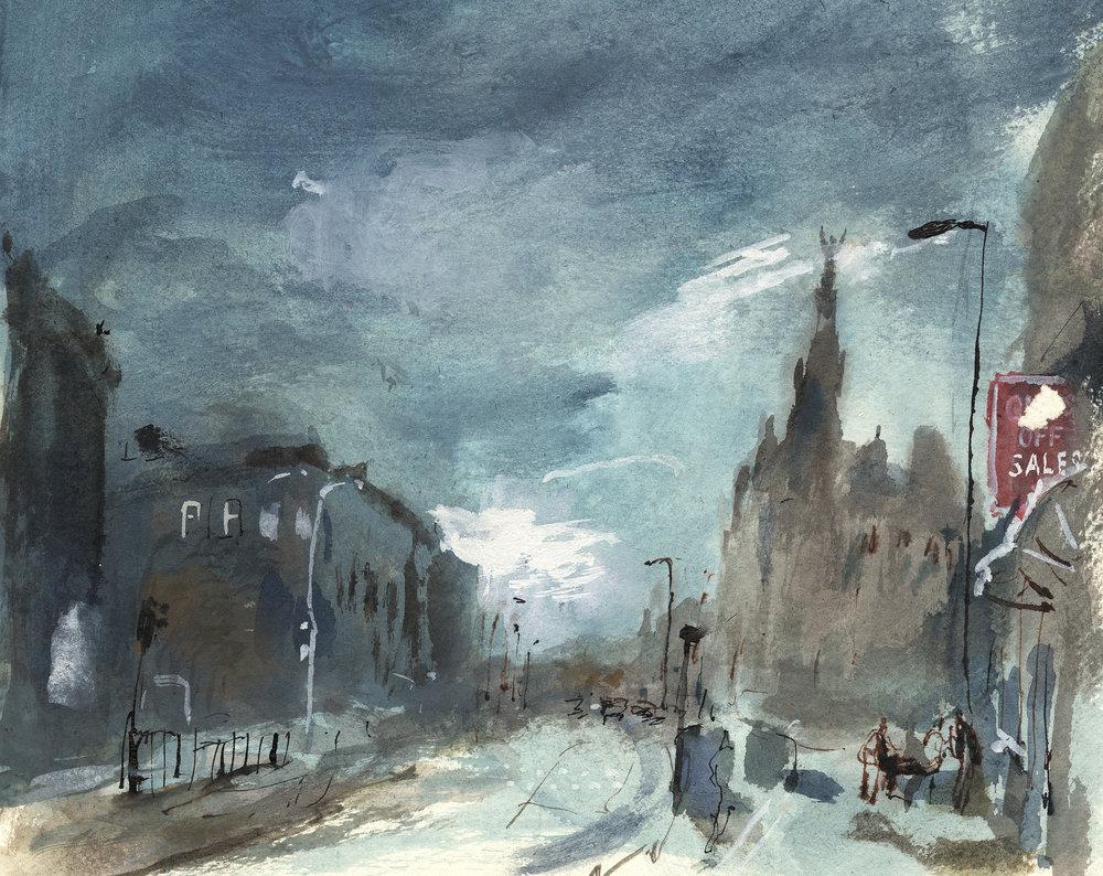 Paisley Road