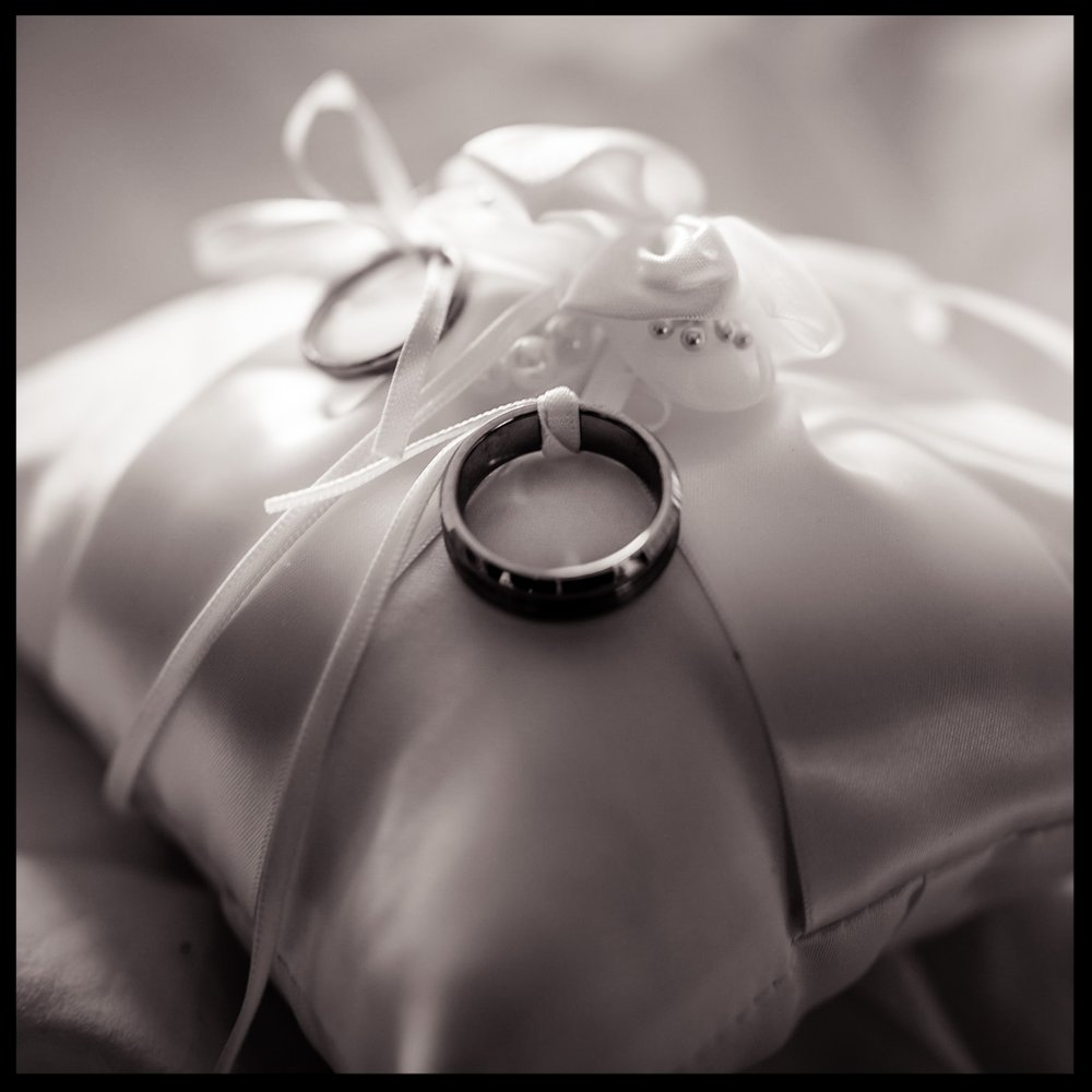 Wedding Rings - Bristol and Somerset Wedding Photographer Nick Church