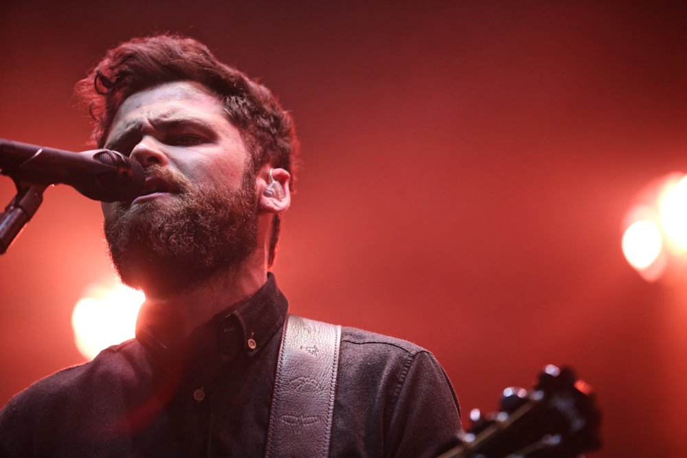 Passenger at Hammersmith Apollo