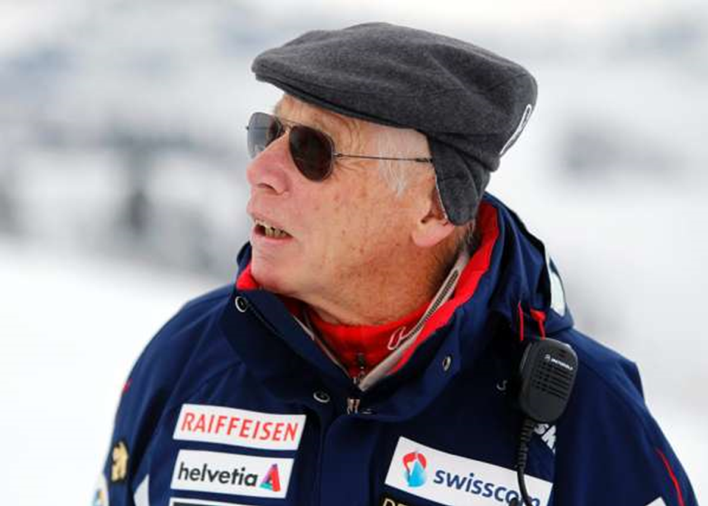Karl Frehsner has been awarded as the most successful alpine coach of all times. Austrian of origin, he has put his mark on the Swiss ski sports for decades. For 17 years, Karl was head coach for the Swiss men alpine team. During these «golden years» of Swiss alpine skiing, the Swiss team, comprising stars such as Pirmin Zurbriggen, Peter Müller and Franz Heinzer, won 35 world championship- and Olympic medals. The peak was the «gold rush» of Crans Montana in 1987, where the Swiss women won all the five gold medals and the men won 3 out of five, together with silver and bronze in the downhill race.  After these successful years in the Swiss alpine skiing team, Karl moved to the Sauber Formula 1 team, and then back to alpine skiing as head coach for the Austrian women's team. In this capacity, he added another 18 large championship medals, coaching the Austrians Renate Götschl and Alexandra Meissnitzer to their great achievements.  In 2002, Karl returned to the Swiss women's alpine team and in 2008 he took on the coaching and support of our own Tamara Wolf in her come-back efforts after her injuries.