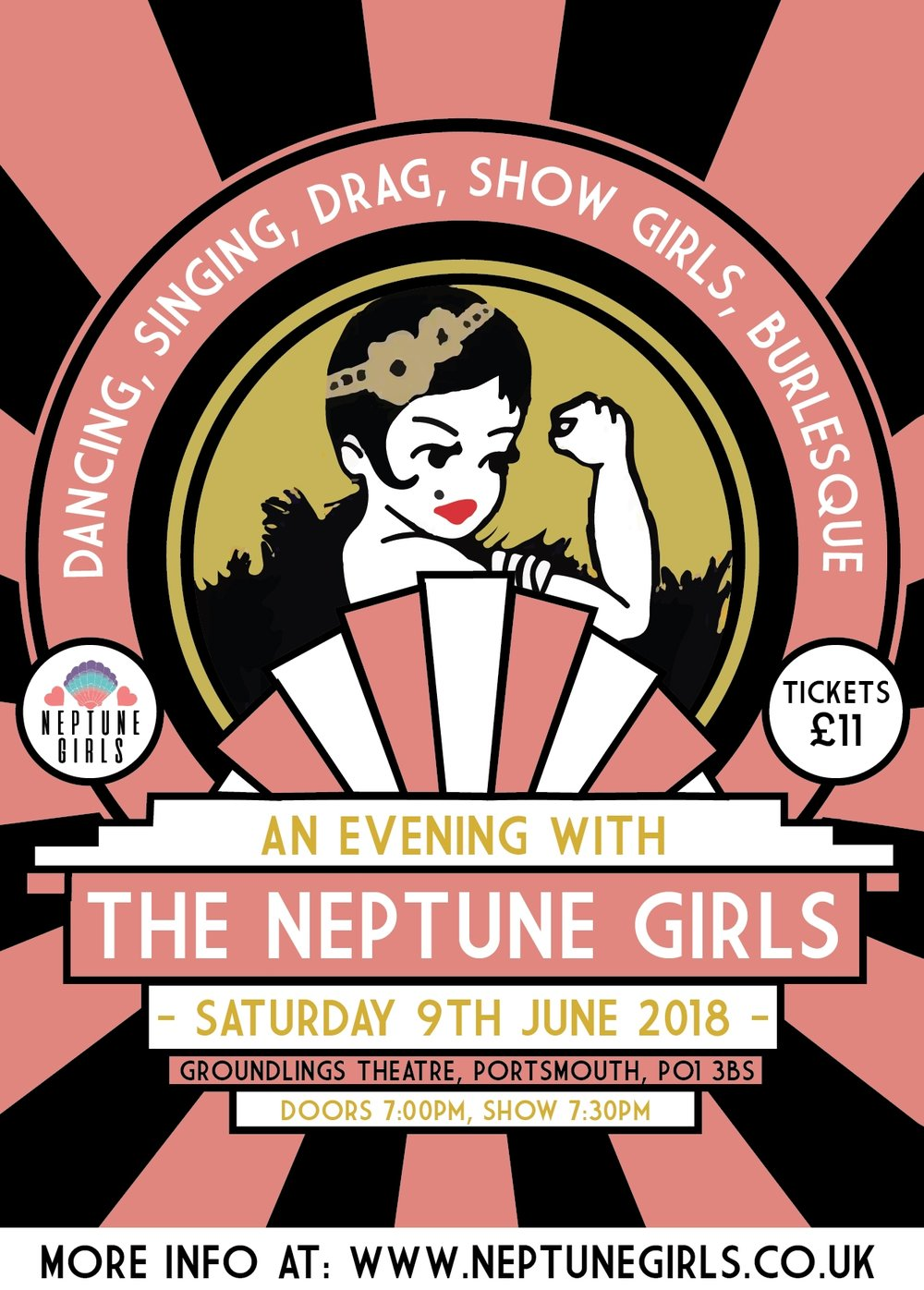 Evening with Neptune Girls poster.jpg