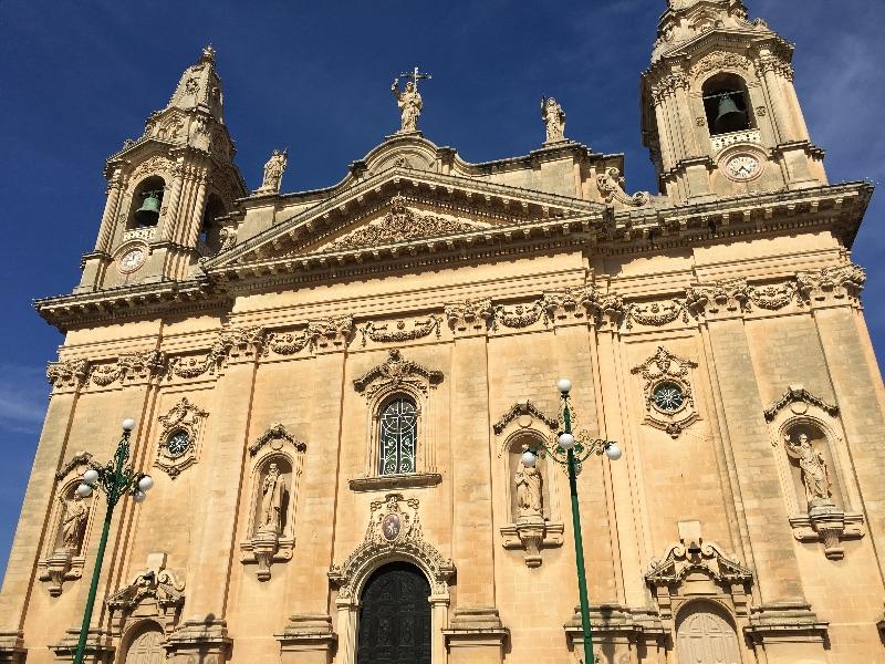 Naxxar Church, Malta