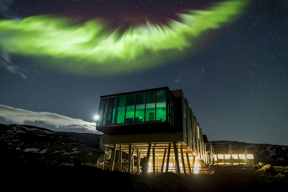 ION Adventure hotel - Northern Lights