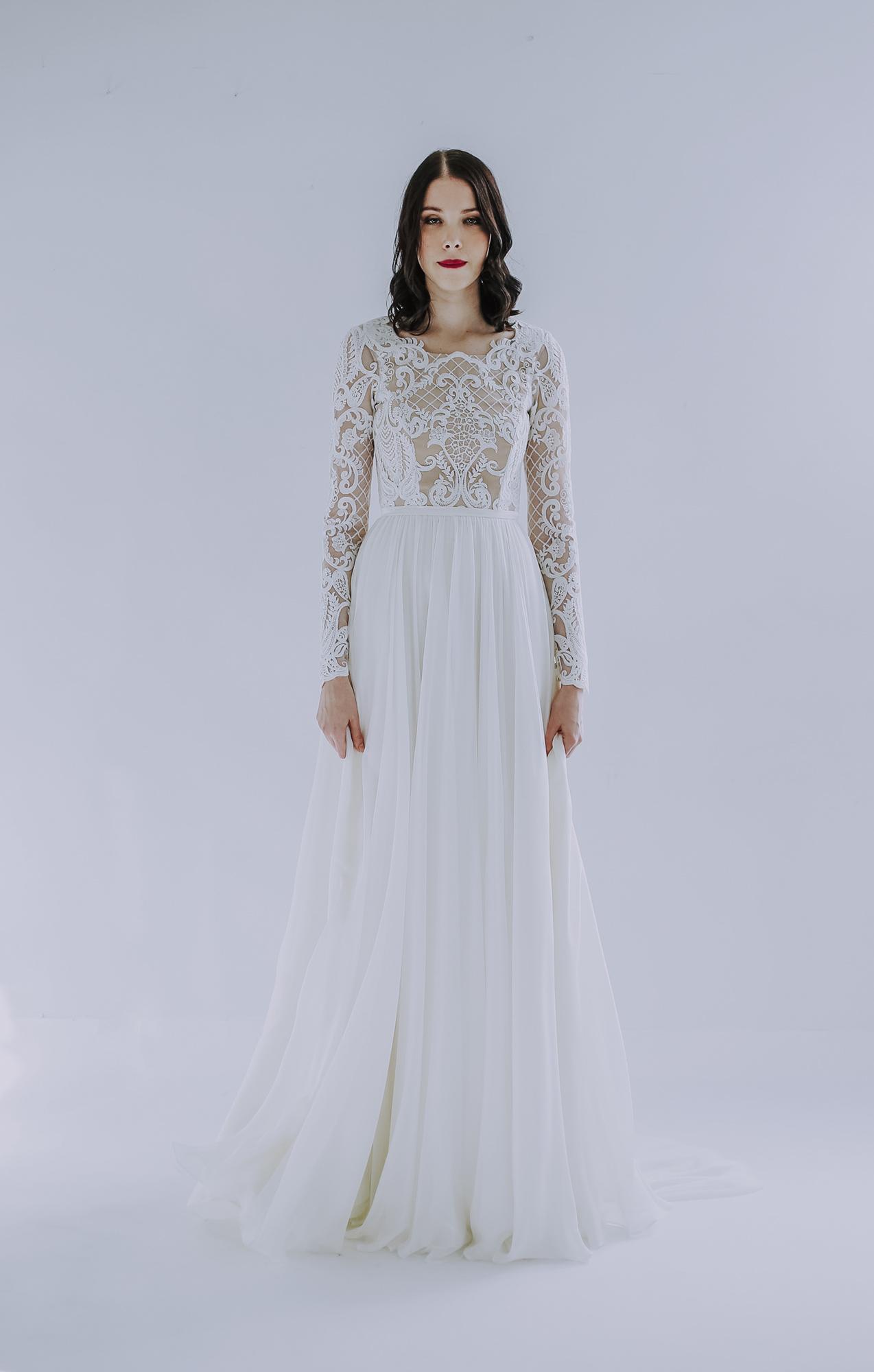 6d7bd856f08 Laine dress — Leanne Marshall