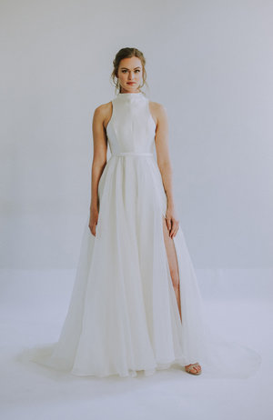 83e48f65ec Unique Bridal Gowns and Wedding Dresses — Leanne Marshall
