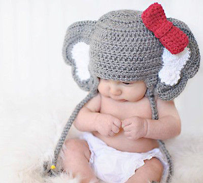 Baby Elephant Hat — Alexis Lily 7bc5593fddb