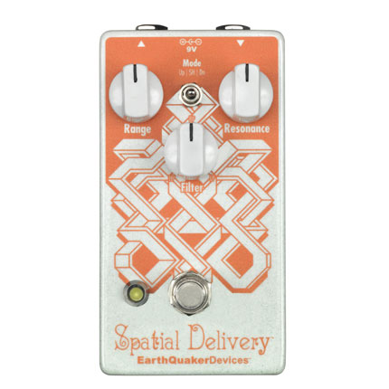 Spatial Delivery™ Envelope Filter w/ Sample & Hold $195.00