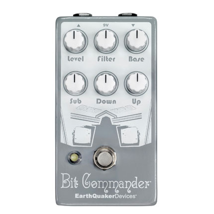 Bit Commander™ Guitar Synthesizer $175.00