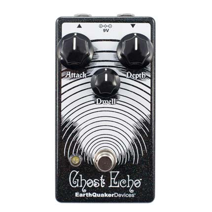 Ghost Echo™   Vintage Voiced Reverb  $179.00