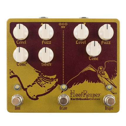 Hoof Reaper™   Double Fuzz with Octave Up  $299.00