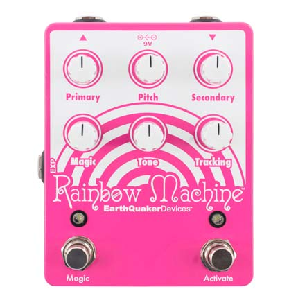 Rainbow Machine™   Polyphonic Pitch Mesmerizer  $229.00