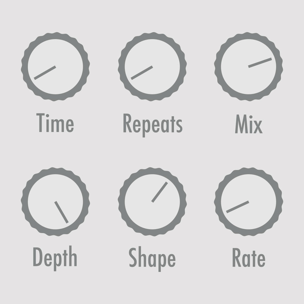 Reel to Reel Chorus  Rich, filtering, smoke damaged modulations. Try it on the one side of any stereo pair for an even wider dimension.