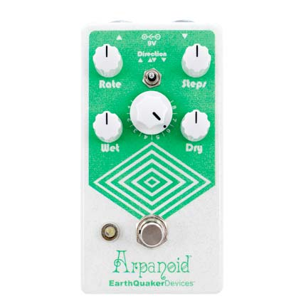 """Guitar  """"The Arpanoid is the exact kind of stupid I love. Keep it subtle for just a tinge of the weird, crank it way up for post-DEVO ridiculous/songwriting prompt."""""""