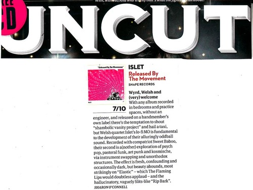 7/10 Uncut review 2013