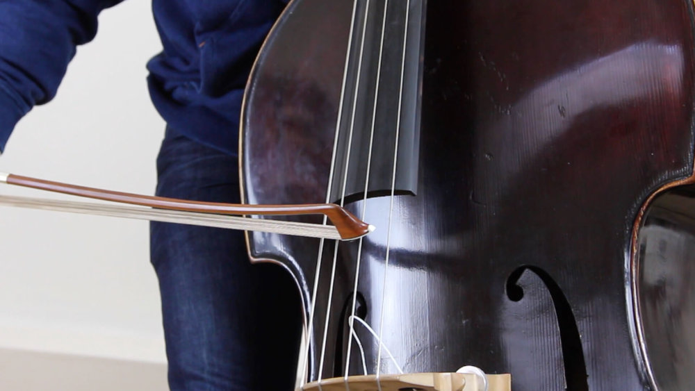 double bass strings review d addario zyex discover double bass. Black Bedroom Furniture Sets. Home Design Ideas