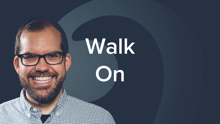Walk On - Danny Ziemann
