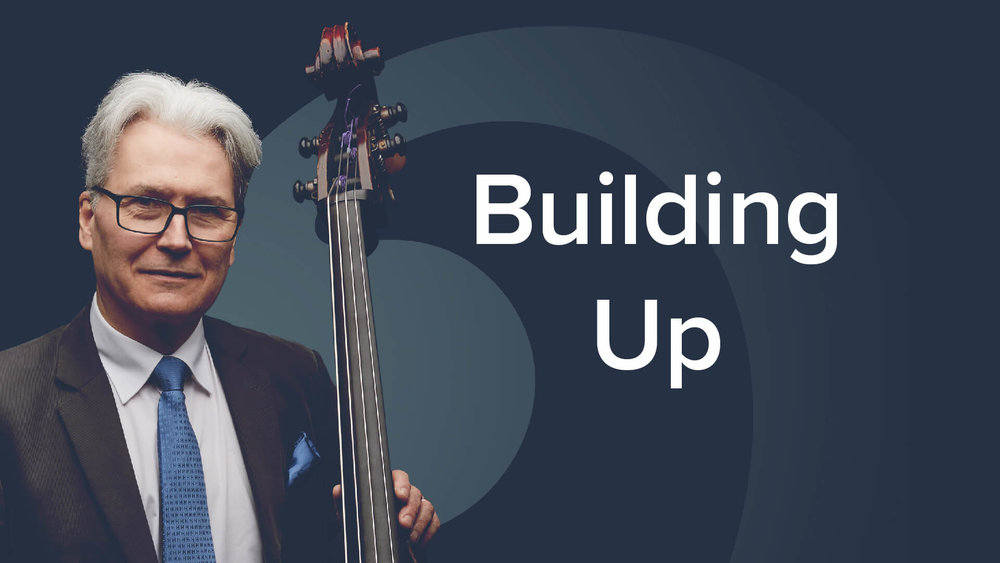 'Jazz Bass Vol.1: Building Up'' by John Goldsby - 45 lessons, 4hrs.