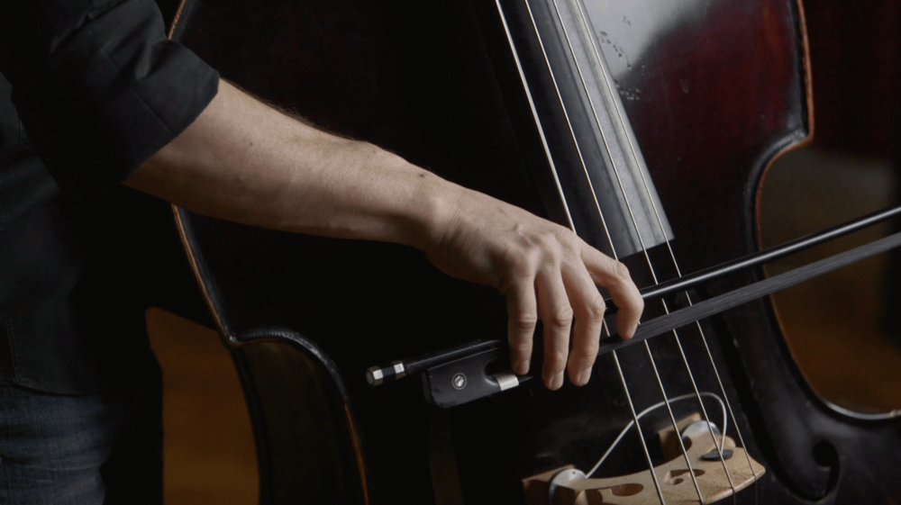 Double Bass Bowing Technique Lessons — Discover Double Bass