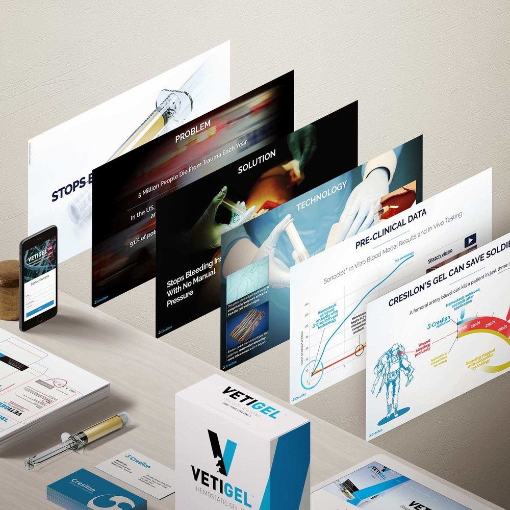STARTUP VISUAL IDENTITY - View samples ›