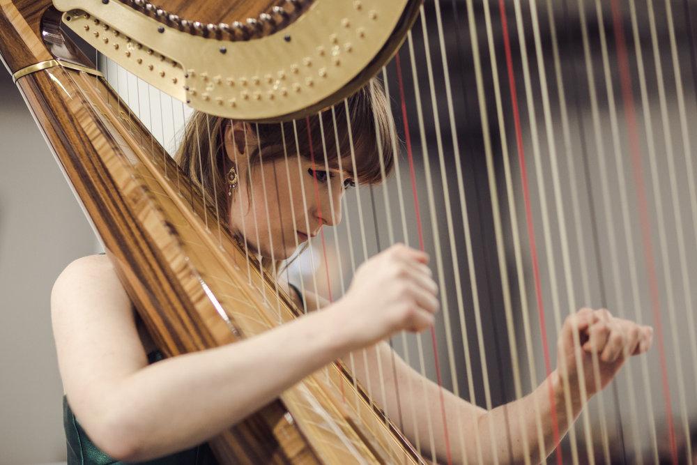 Catrin Meeks | @catrinharp  Musical Artist | VOL 8