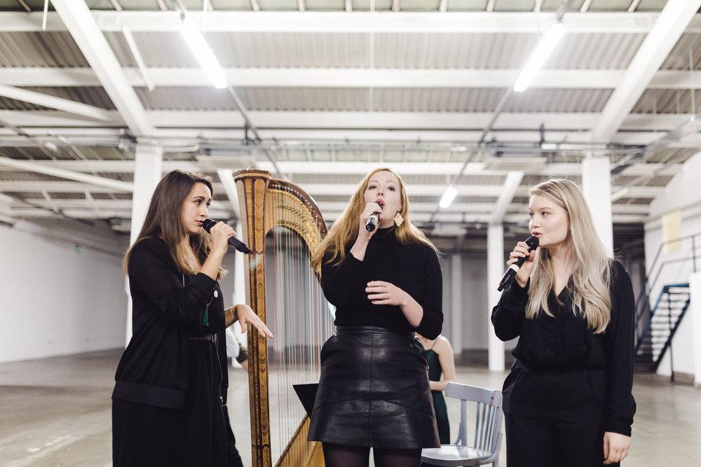 Kate lister | @misskatelister, Caitlin Sinclair | @caketinsinclair &Hannah jackson | @hannahjacksonmusic | A CAPPELLA VOCALS | VOL 7
