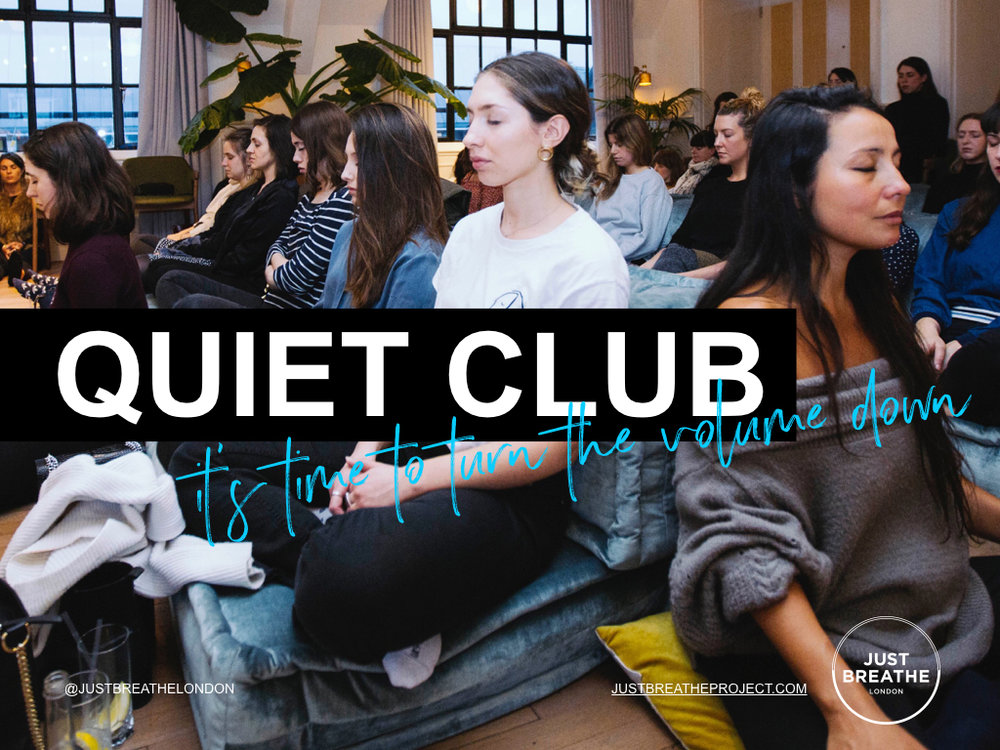Quiet Club   Mortimer House