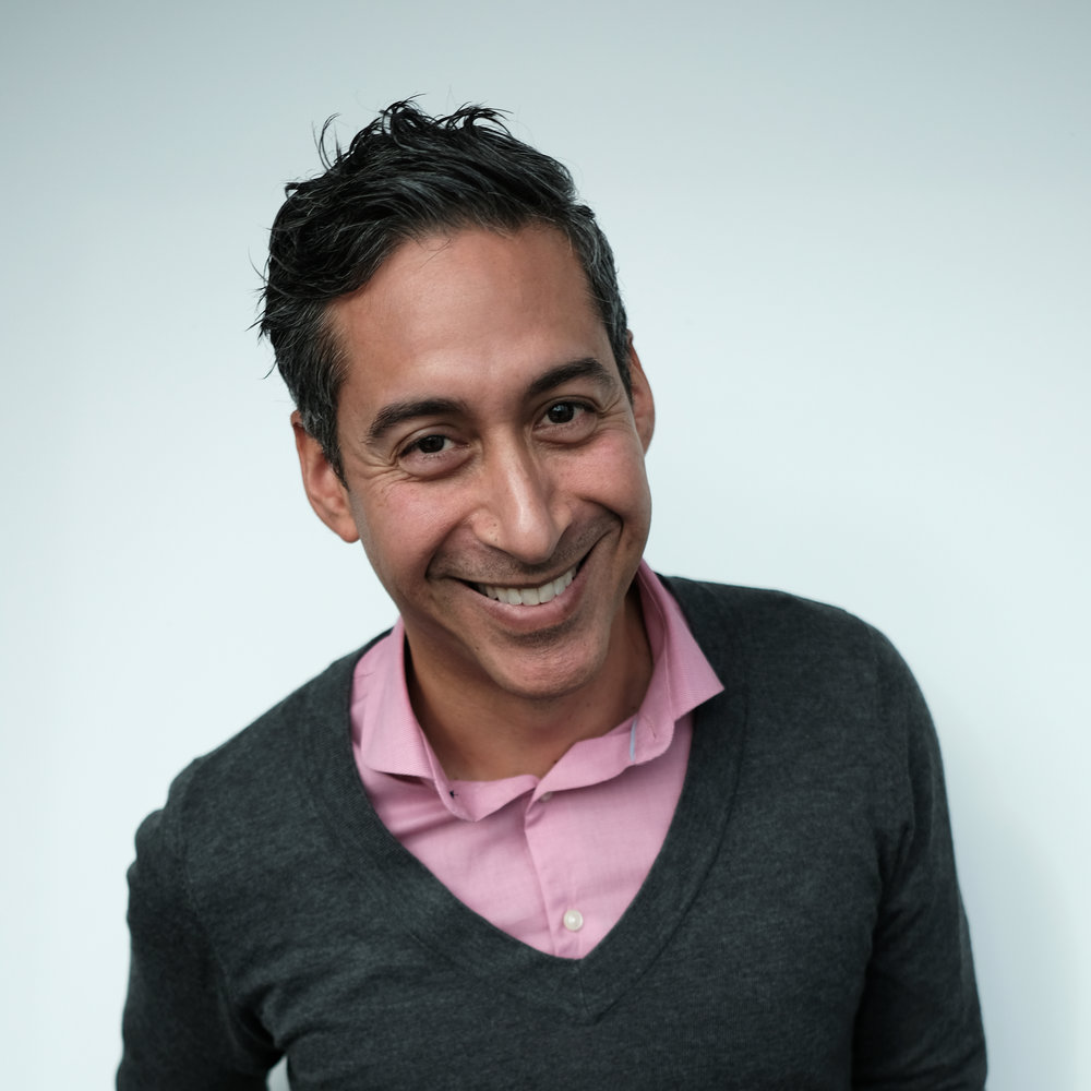Alex de Paz - VP of Product Design