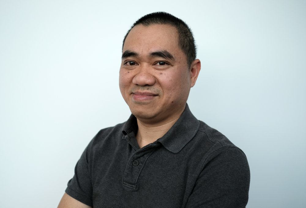 Tong Chen - VP of Software Development