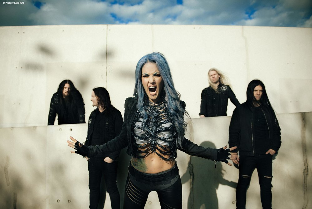 Conversation with ARCH ENEMY  - A talk with the band while on tour throughout Texas with Trivium. Coming mid-December!