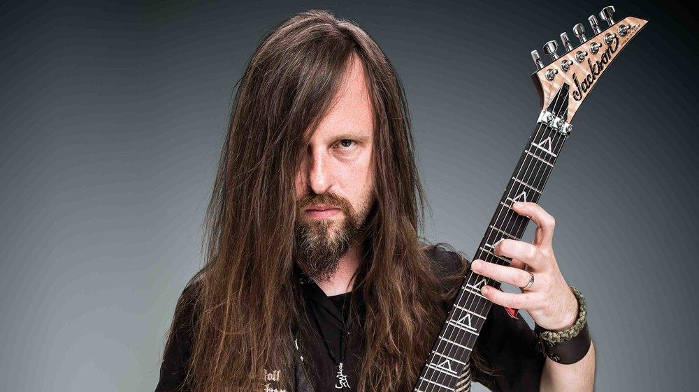 Oli Herbert, lead guitarist of ALL THAT REMAINS