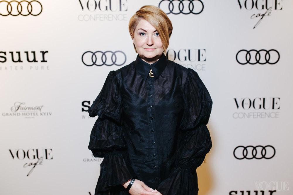 Iryna Danilevska @Ukrainian Fashion Week