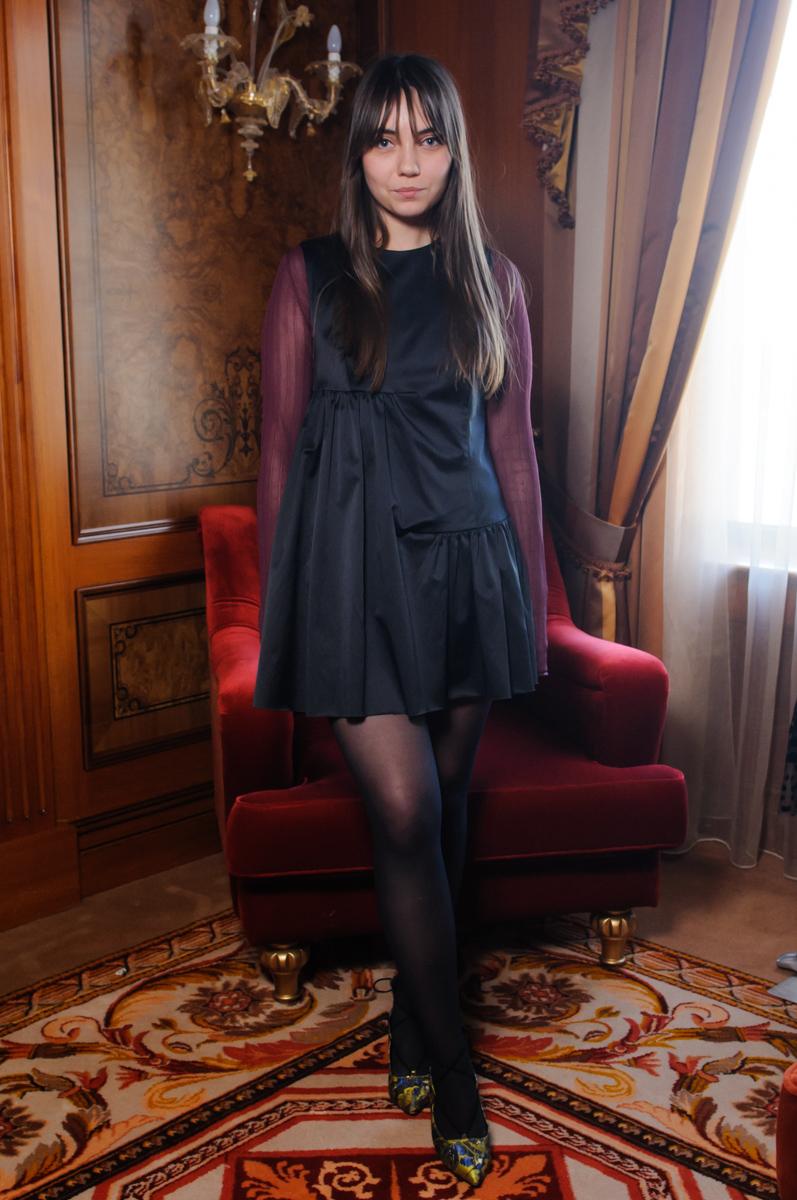 Olha Diachuk (ELLE Ukraine)