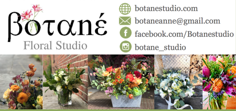 Botane Studio  Floral artists