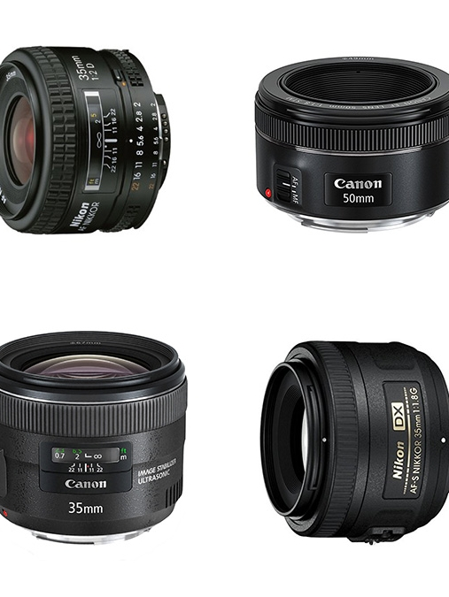 BEST LENSES FOR BEGINNERS -