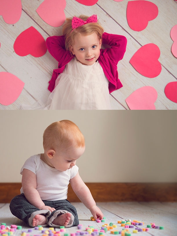 Adorable Valentine's Day photos