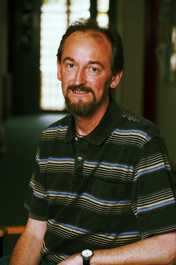 Greg Roberts, Ph.D