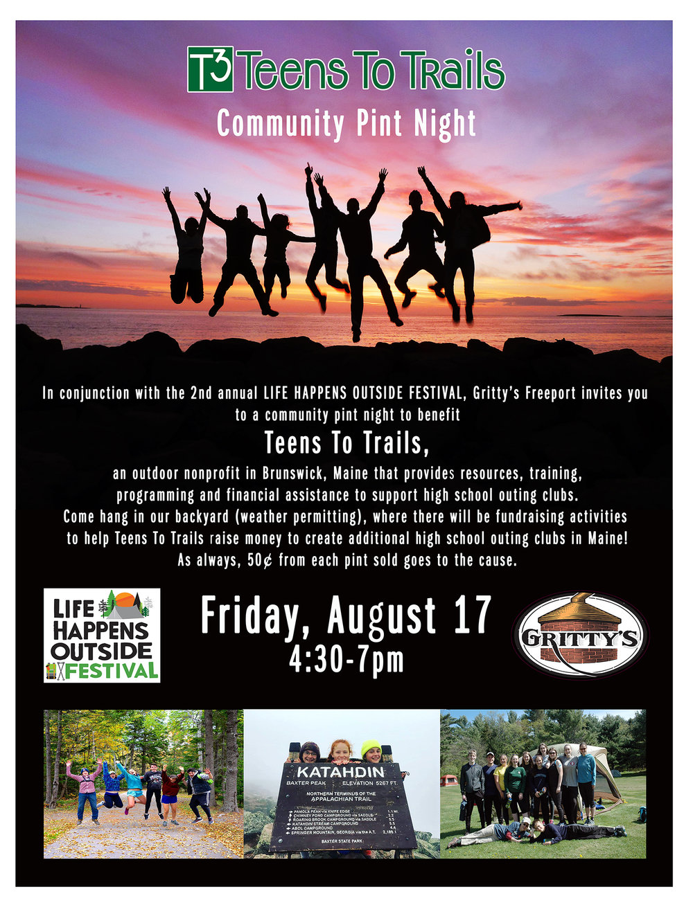 Teens to Trails Freeport August 2018 Flyer.jpg