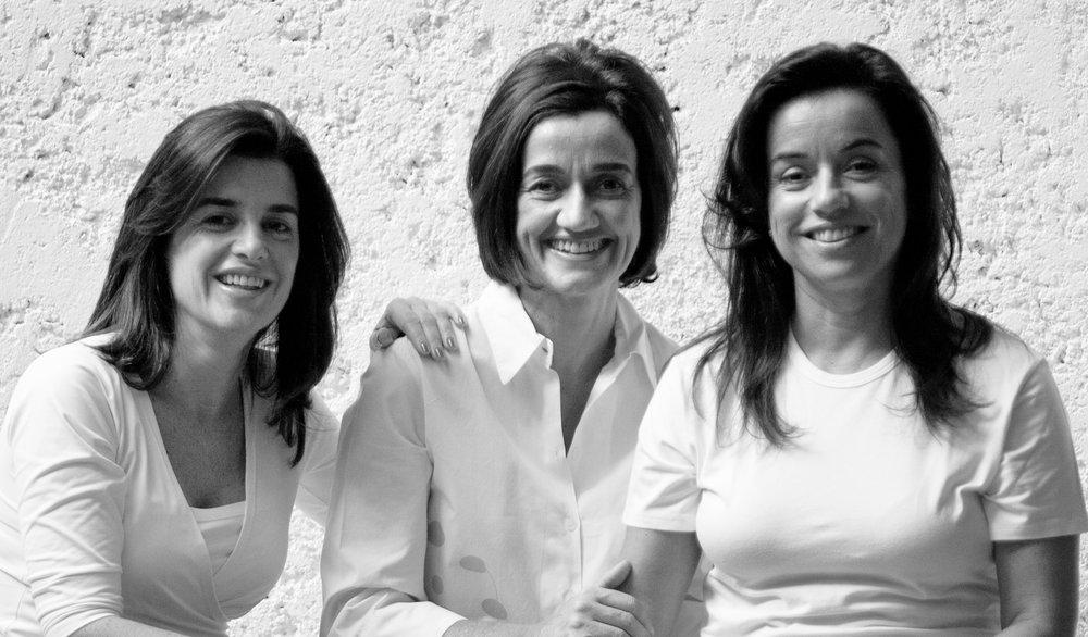 Patricia Sinisgalli / Bela Gebara / Gisele Conde