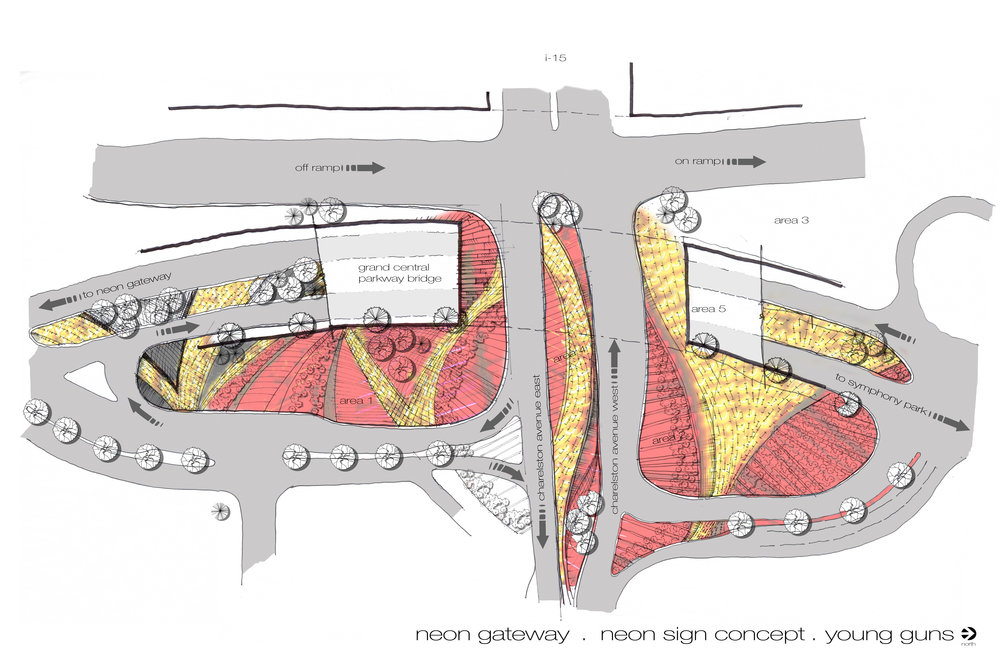 siteplan - flamingo_color roads.jpg