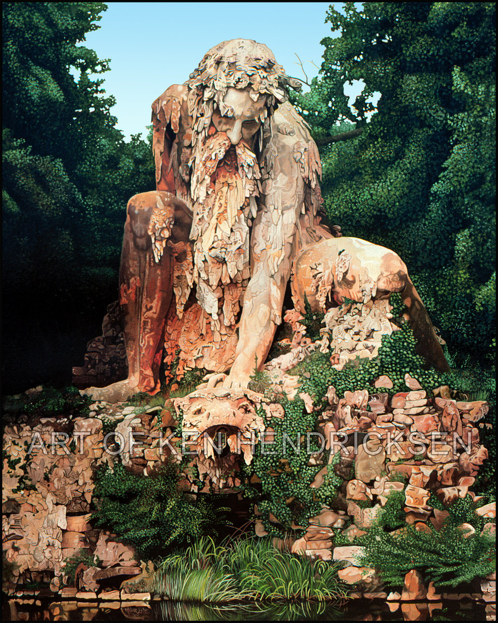 Apennine Colossus