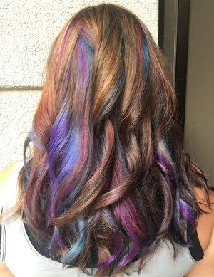 Hair — Glass Door Salon & Spa