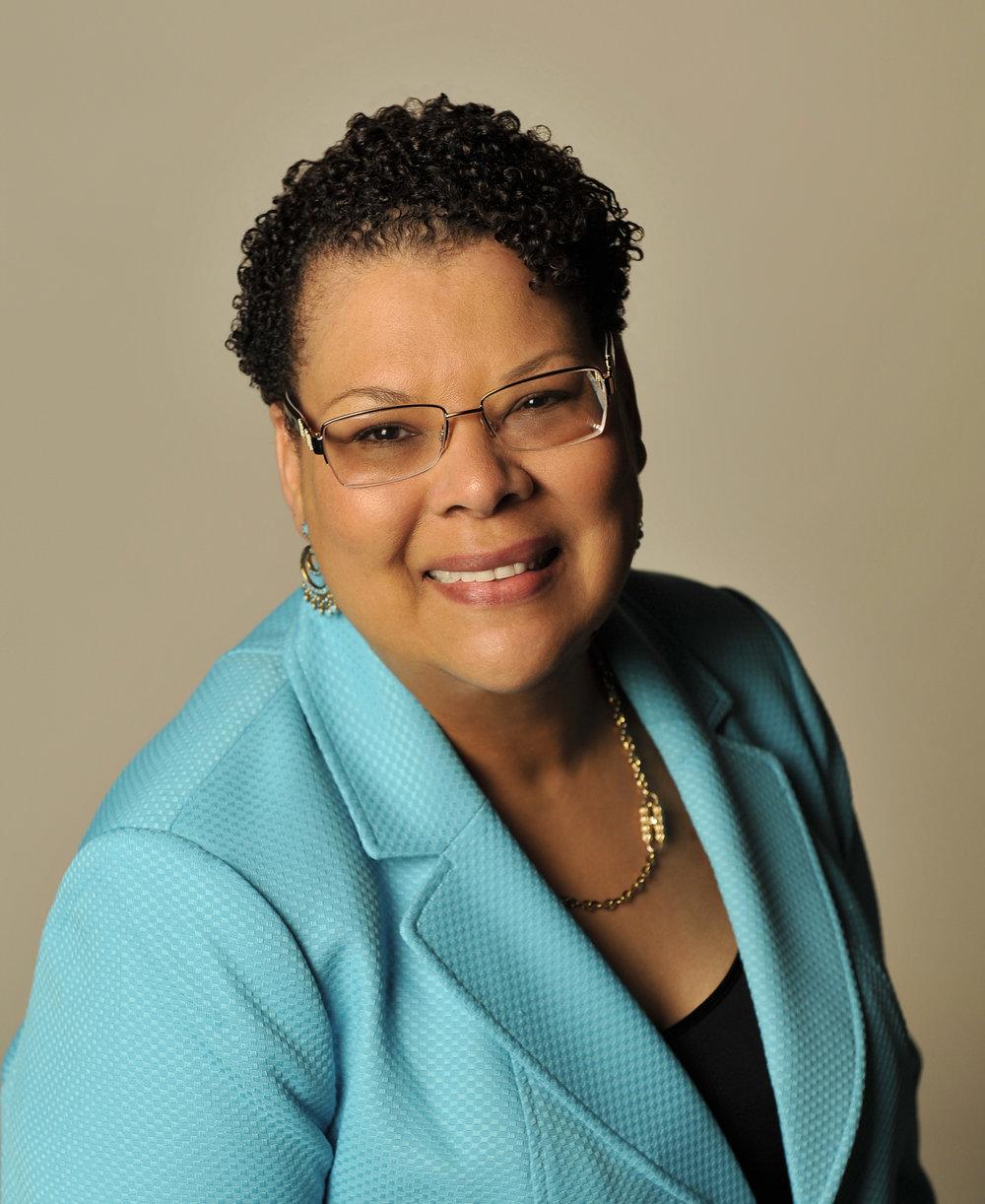Reverend Vivian Nixon